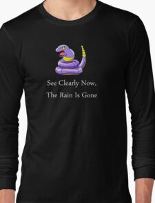 Ekans see clearly  Long Sleeve T-Shirt