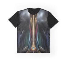 Imperial Mace Of The Orclurian Empire Graphic T-Shirt