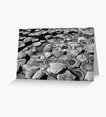 Giants stones Greeting Card