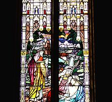 Cathedral Church of the Holy Trinity, Wangaratta (5) by Margaret  Hyde