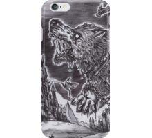 Black Dream iPhone Case/Skin