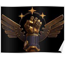 Steam Marines 2 - Logo (No Text) Poster