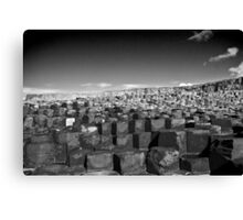 Giants stones Canvas Print