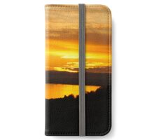 A Dundee Sunset iPhone Wallet/Case/Skin