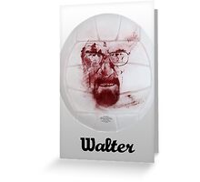 Walter Greeting Card