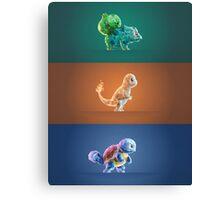 I Choose You | Pokemon Canvas Print