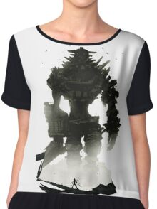 Shadow of the Colossus Chiffon Top