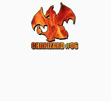 Charizard #06 Fire T-Shirt and other products Unisex T-Shirt
