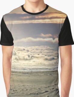 Dreaming Of My Fairytale On The Beach In Oregon Graphic T-Shirt