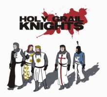 Holy Grail Knights T-Shirt