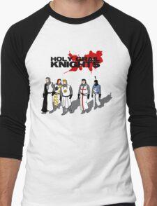 Holy Grail Knights Men's Baseball ¾ T-Shirt