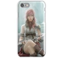 Lightning [Final Fantasy] iPhone Case/Skin