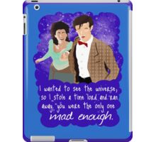 Sexy and Her Doctor iPad Case/Skin