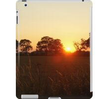A Yorkshire Sunset iPad Case/Skin