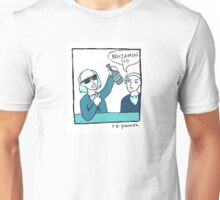 Benjamin No - Single Panel Unisex T-Shirt