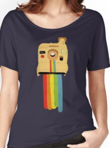 Polaroid Women's Relaxed Fit T-Shirt