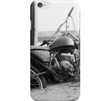 Nothing Was Spared iPhone Case/Skin