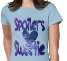 Oh, Sweetie Womens Fitted T-Shirt