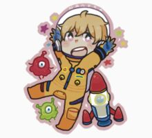 Astronaut Nagisa by vanillabit