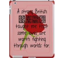 We'll Never Forget iPad Case/Skin