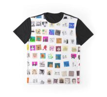 Stamps Graphic T-Shirt