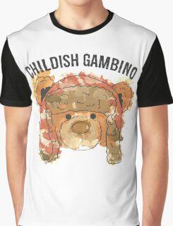 Gambino Colored Graphic T-Shirt