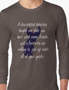 Detective, Detective Long Sleeve T-Shirt