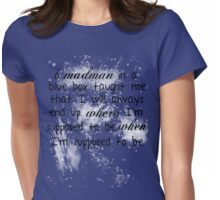 MADMAN Womens Fitted T-Shirt