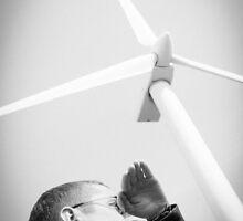 Windmill by novikovaicon