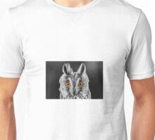 Long Eared Owl 2 Unisex T-Shirt