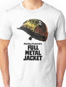 Stanley Kubrick's Full Metal Jacket Unisex T-Shirt