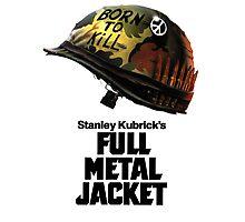 Stanley Kubrick's Full Metal Jacket Photographic Print