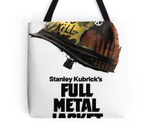 Stanley Kubrick's Full Metal Jacket Tote Bag