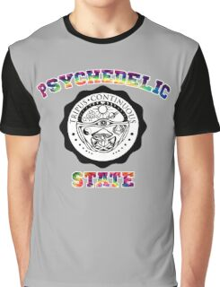 Psychedelic State Graphic T-Shirt