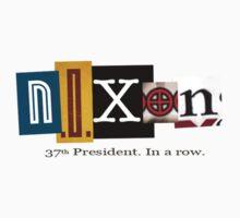1969 Nixon Campaign by theMaestro