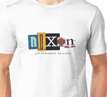 1969 Nixon Campaign Unisex T-Shirt