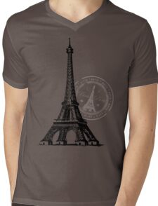 je t'aime Mens V-Neck T-Shirt