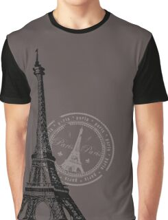 je t'aime Graphic T-Shirt