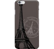 je t'aime iPhone Case/Skin