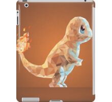 Porymon Charmander | Pokemon iPad Case/Skin