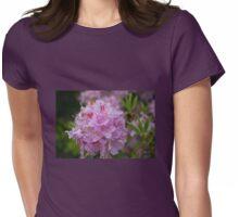 April Azalea Womens Fitted T-Shirt