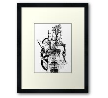 Imagination Within Reach Framed Print