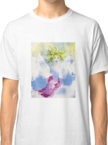 Angelic Fancy Face Classic T-Shirt