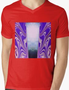Door to another world Mens V-Neck T-Shirt