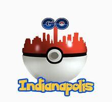 Pokemon Go Indianapolis Unisex T-Shirt