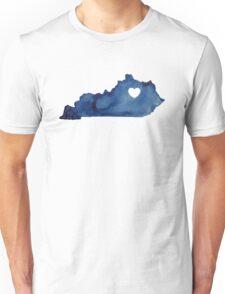 Lexington Kentucky Unisex T-Shirt