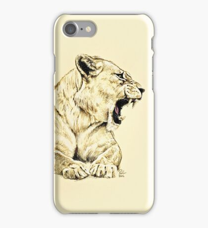 Get Back Here NOW! iPhone Case/Skin