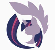 Emblem of Harmony - Twilight Sparkle (Alicorn) by kinokashi