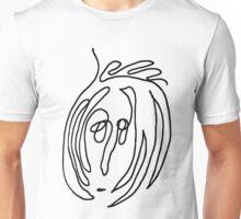 Unintentional Lennon (black) Unisex T-Shirt