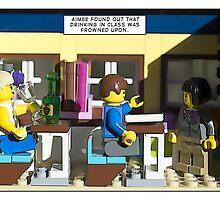 Drinking in Class by Bean Strangeways
